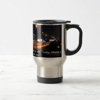 TRAVEL MUG - COFFEE - ATLANTA SKYLINE