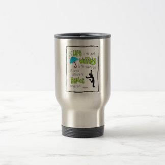 Travel Mug: Dance in the Rain Travel Mug