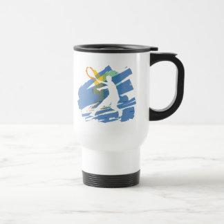 Travel Mug for Tennis