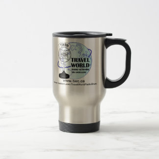 Travel Mug for the Busy Traveler