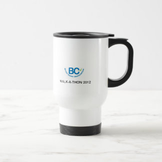 Travel Mug Fundraiser