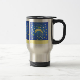Travel Mug:  Give Him The Moon