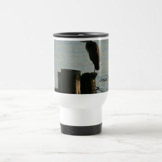 Travel Mug:  Great Blue Heron Travel Mug