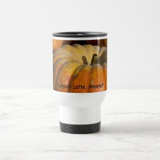 Travel Mug:  Great Pumpkin Travel Mug