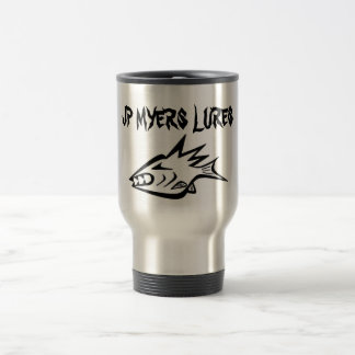 TRAVEL MUG, JP MYERS LURES TRAVEL MUG