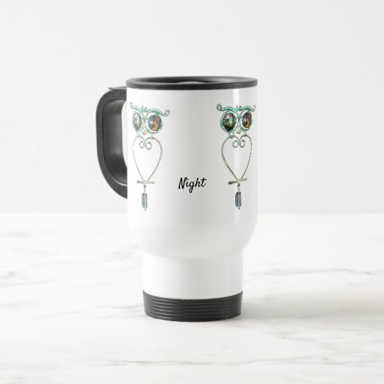 Travel Mug - Night Owl