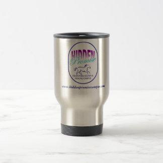 Travel Mug - Oval Logo