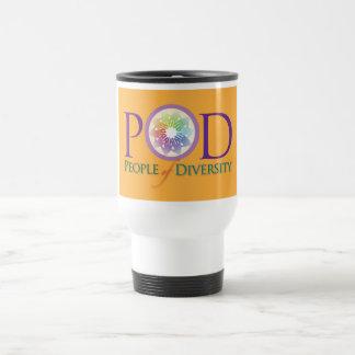 Travel Mug -People of  Diversity