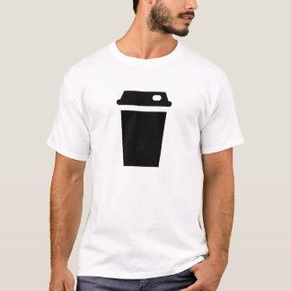Travel Mug Pictogram T-Shirt