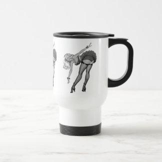 Travel Mug Pin up Girls Cups Vintage (19)