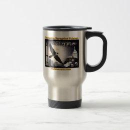 Travel Mug Rochester Peregrine Falcons