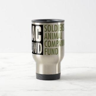 Travel Mug SAC Fund Stainless Steel