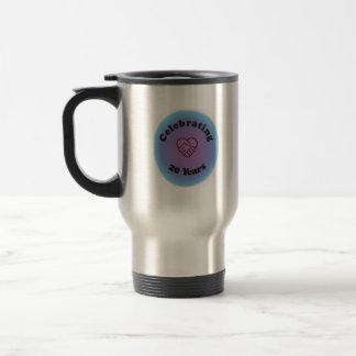 Travel Mug - SCC Circle