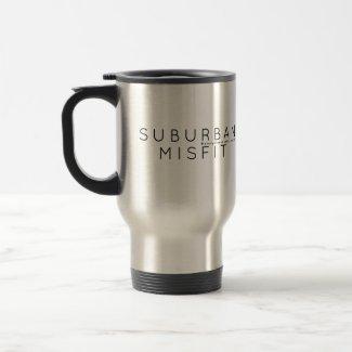 Travel Mug - Suburban Misfit