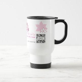 Travel Mug Template Aphrodite Spa & Boutique
