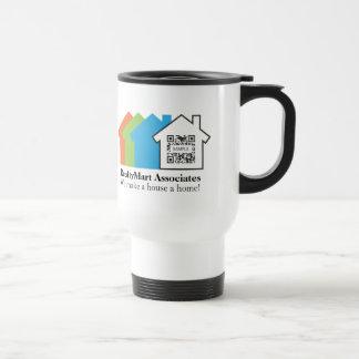 Travel Mug Template House Realtors