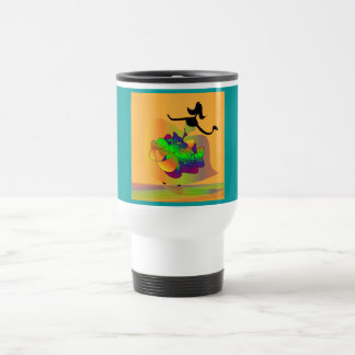 "Travel Mug "" The Prom"""