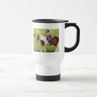 "Travel Mug ""Trust"