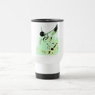TRAVEL Mug UNICORN