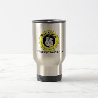 Travel Mug w/ gym logo