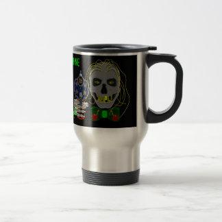 Travel Mug w/ MONEY MACHINE Graphic