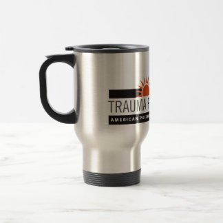 Travel Mug w/Trauma Logo