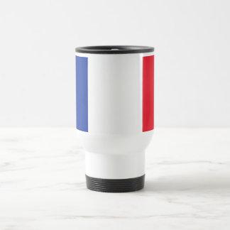 Travel Mug with Flag of France