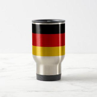 Travel Mug with Flag of Germany