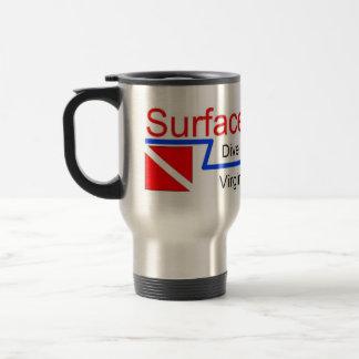 Travel Mug, with logo 15 Oz Stainless Steel Travel Mug