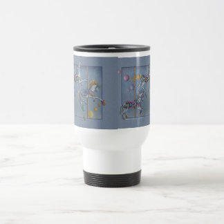 Travel Mugs - Carousel Opus One
