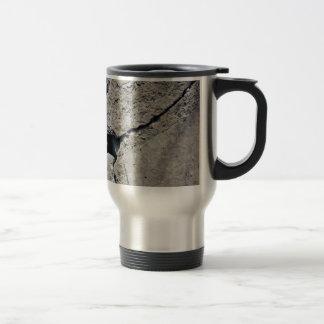 Travel Mugs | Cracked Concrete
