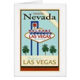 Travel Nevada Card