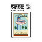 Travel Nevada Postage