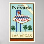 Travel Nevada Poster
