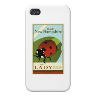 Travel New Hampshire Cases For iPhone 4