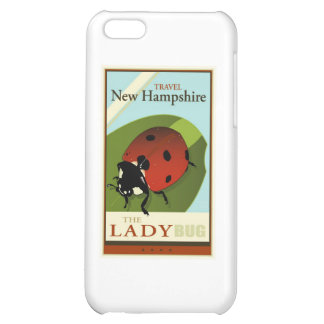 Travel New Hampshire iPhone 5C Cover