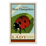 Travel New Hampshire Posters