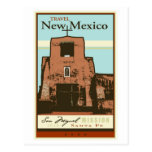 Travel New Mexico Postcard