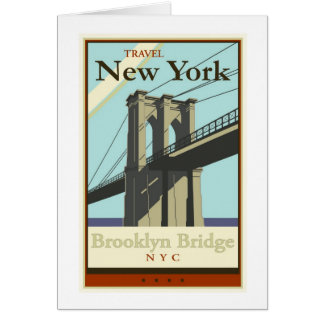 Travel New York Card