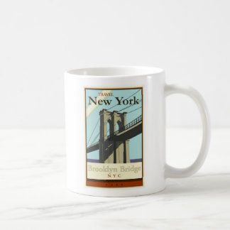Travel New York Coffee Mug