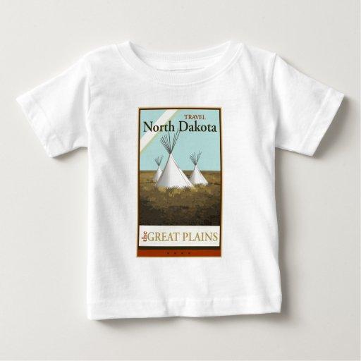 Travel North Dakota Tshirts