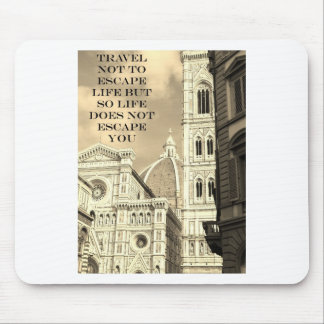 Travel not.jpg mouse pad