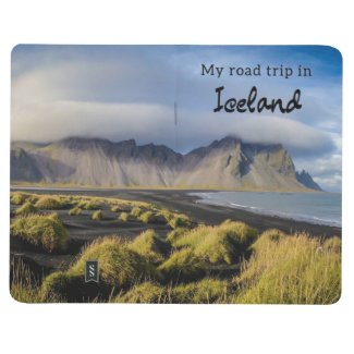 Travel Notebook for your Iceland Road Trip