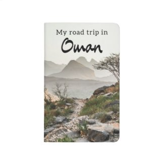 Travel Notebook for your Oman Road Trip