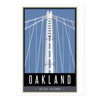 Travel Oakland Postcard