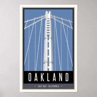 Travel Oakland Print