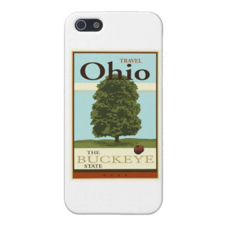Travel Ohio Case For iPhone SE/5/5s