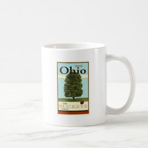 Travel Ohio Coffee Mug