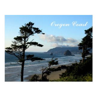 Travel Oregon Coast Postcard