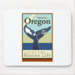 Travel Oregon Mouse Pad